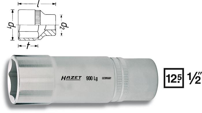 "Hylsa 1/2"" 14 mm"