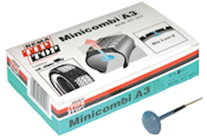 Minicombi A3