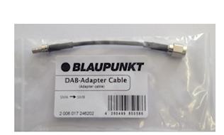 DAB-adapter kabel SMA-SMB