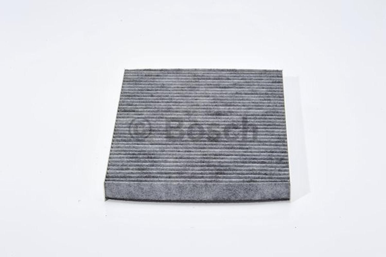 Kupéfilter med aktivt kol