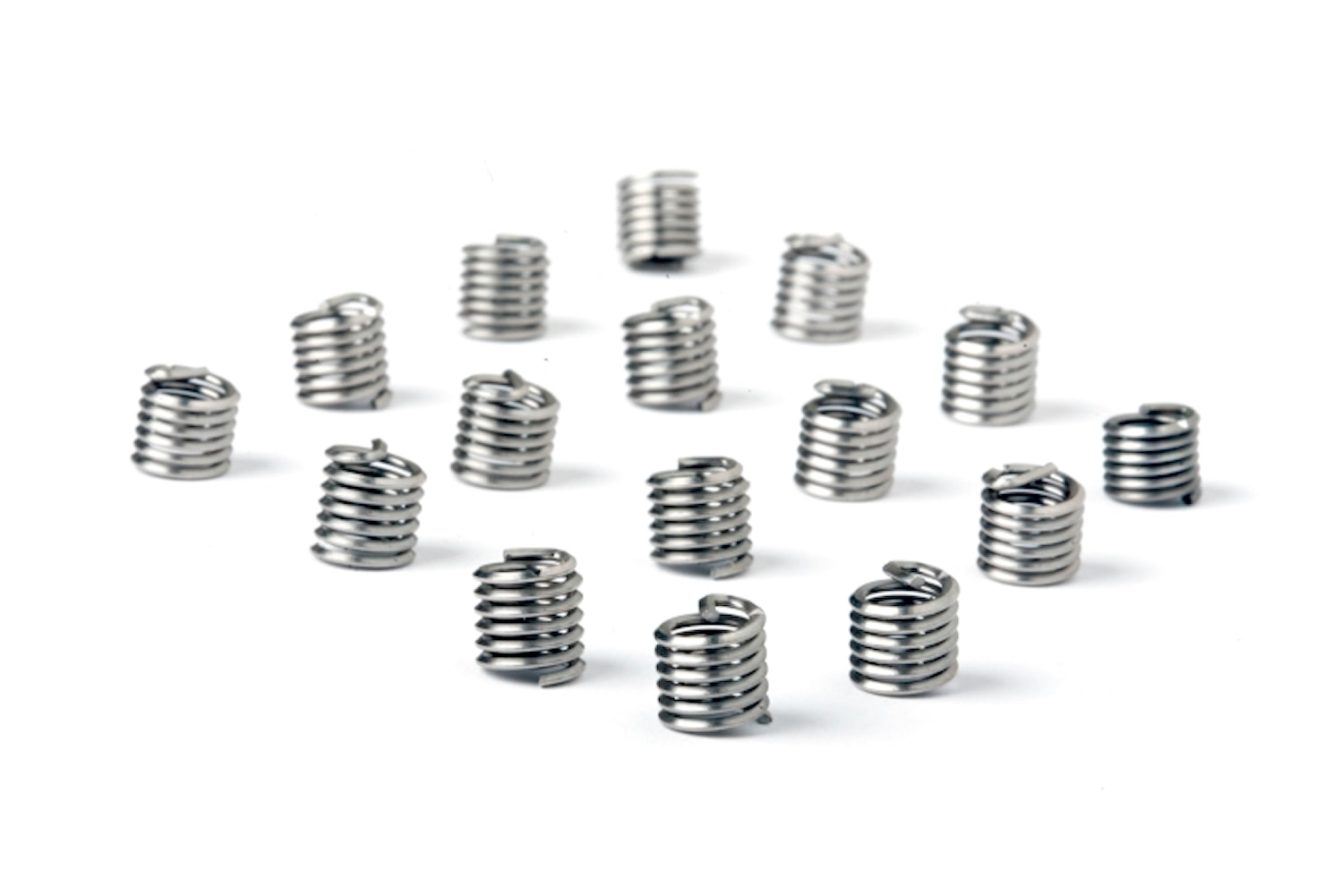 Heli-Coil inserts