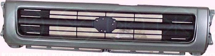 Kylargrill sil/svart 92-