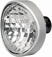 Reflektor med glödlampa 12v