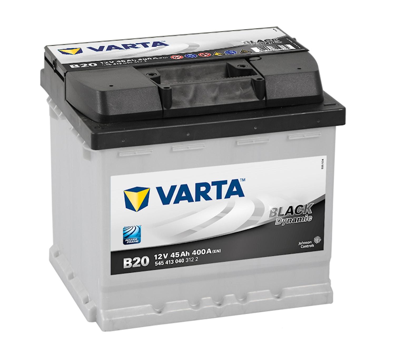 Batteri B20 Black Dynamic