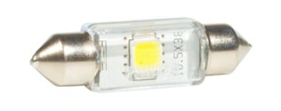 LED-lampa 12V Festoon 10,5x38