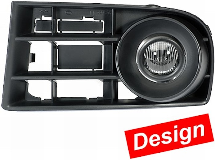 Dimstrålk-sats Micro DE VW v/h