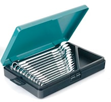 Blocknyckelsats 8-19 mm i låda