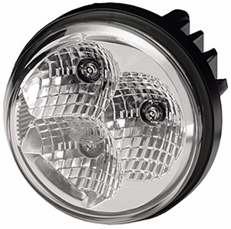 Varselljus vä LED 9-33V