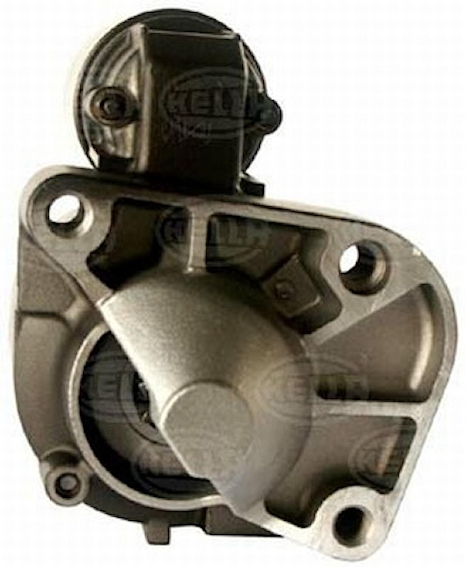 Startmotor utbytes 12V/1,0kW