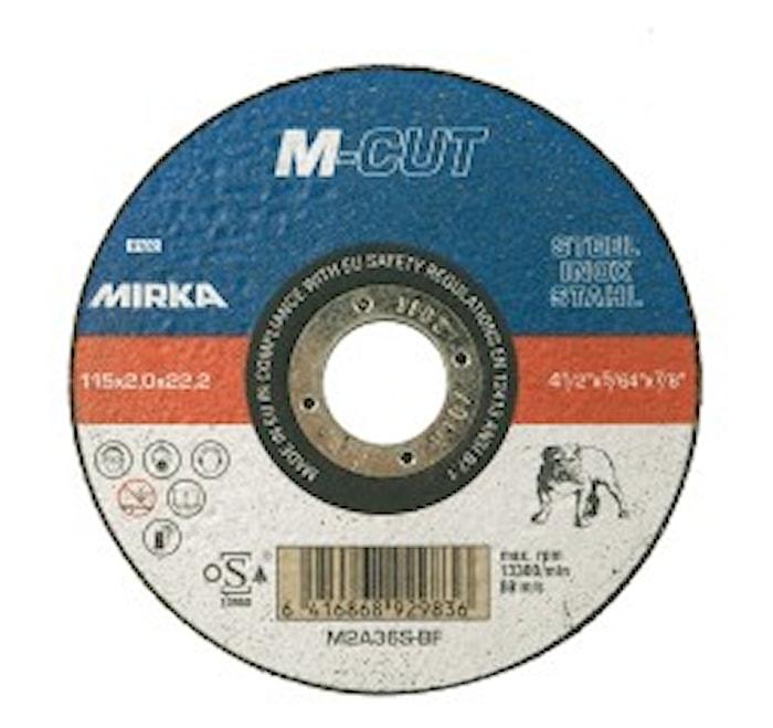 Kapskiva M-Cut 125x2,0x22,2