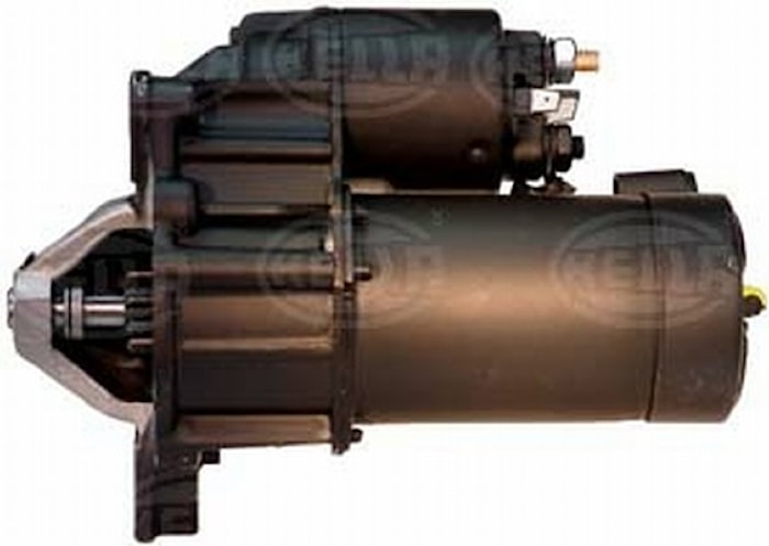 Startmotor utbytes 12V/1,1kW