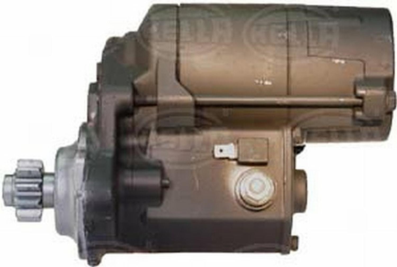 Startmotor utbytes 12V/1,8W