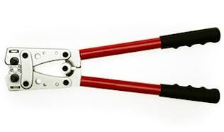 Kabelskotång för rörkabelskor