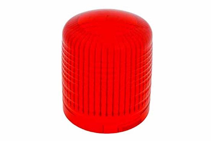 Lykthuv röd f varn.fyr KL7000