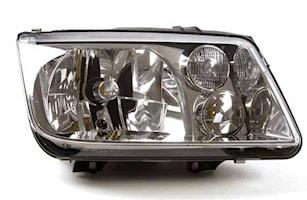 Strålk hö H4 m blinkl VW Bora
