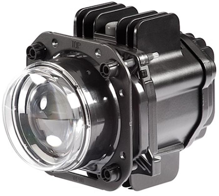 Strålkastare 90mm Bi-LED
