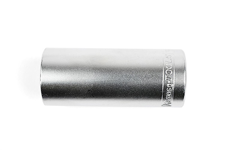 "Hylsa 3/8"" 12-kant, 16mm, lång"