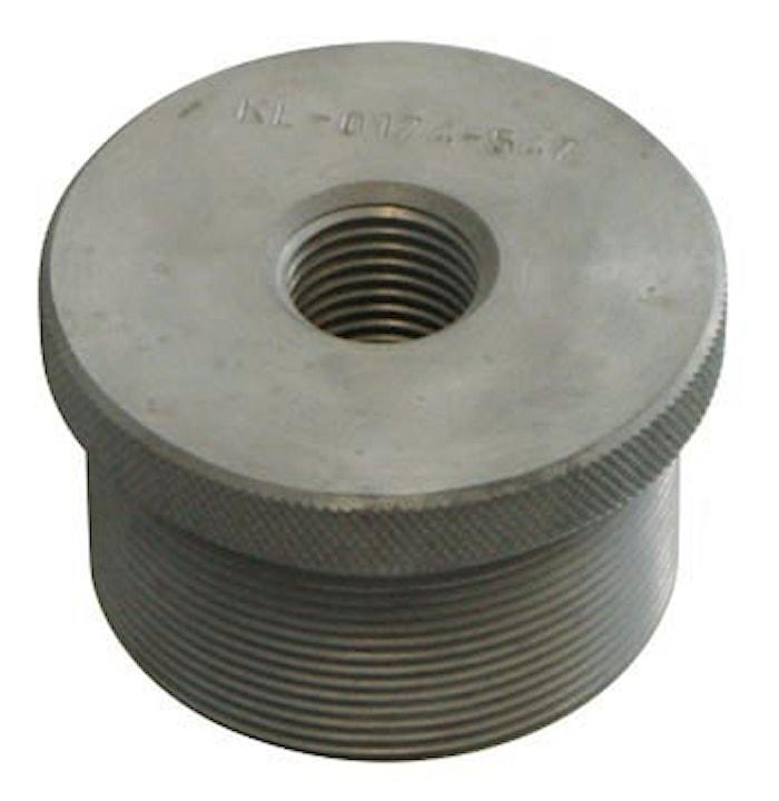 """Adapter 2¼""""-14UNS till M20x2"""