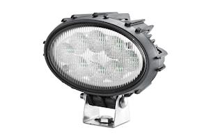 Arbetsstrålk Oval 100 LED TP