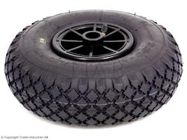 Reservhjul 260x85 Gummihjul