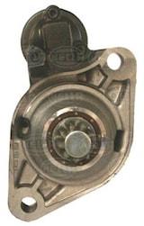 Startmotor utbytes 12V/1.8kW