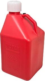 Dunk/5,5 gal./20,8 l./Röd
