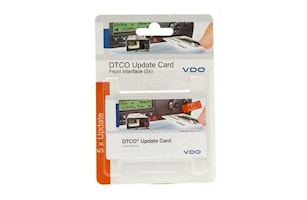 DTCO DLD-Update Card Front x5