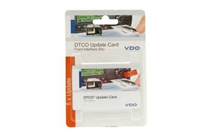 DTCO DLD-Update Card Front x1
