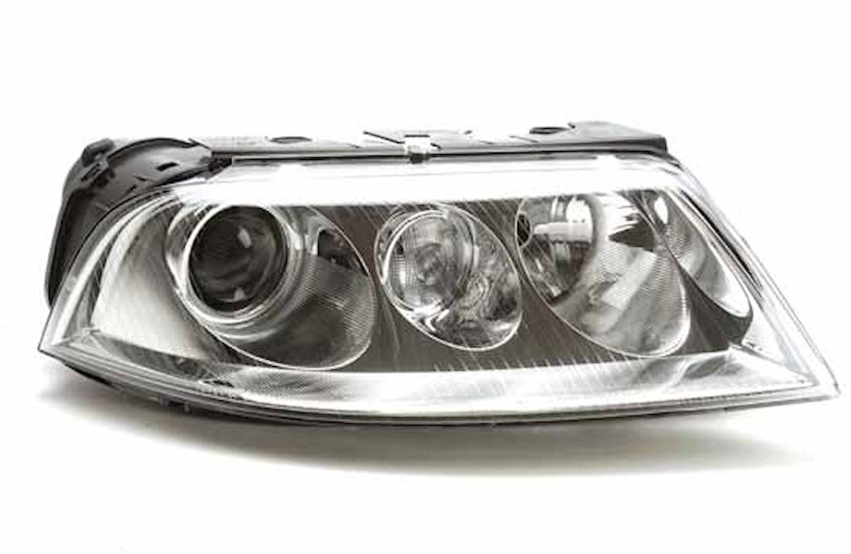 Strålk hö Bi-Xenon/H7 VW Passa