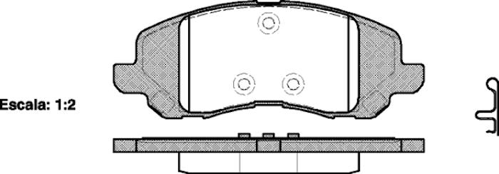 Belägg HP T1719