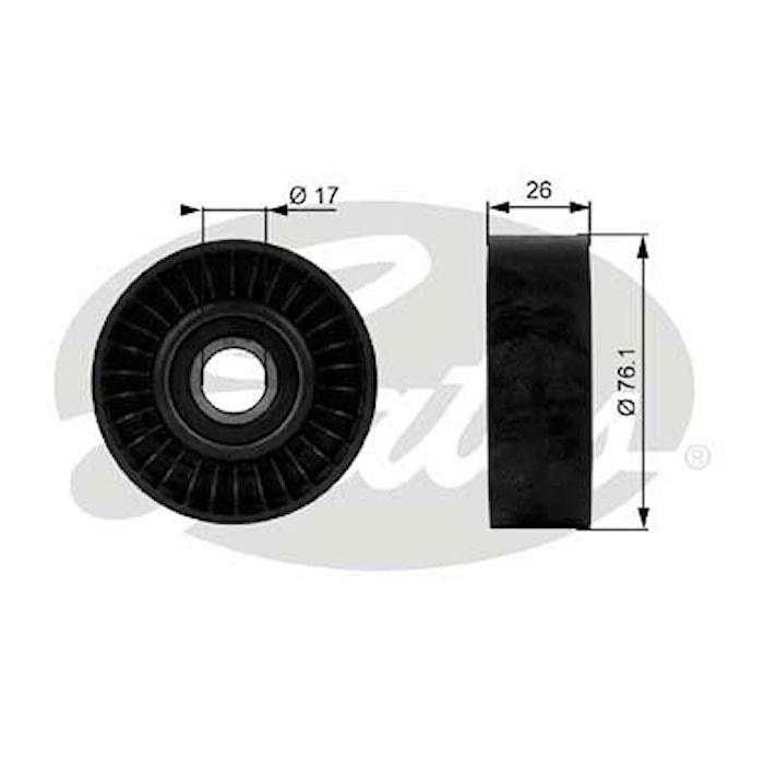 Löphjul  Micro-V