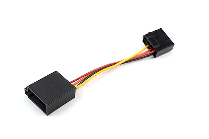ISO Strömadapter