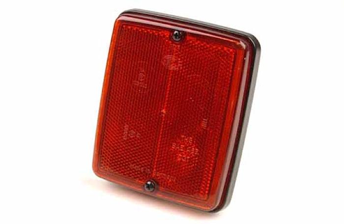 Reflex röd 117x139mm