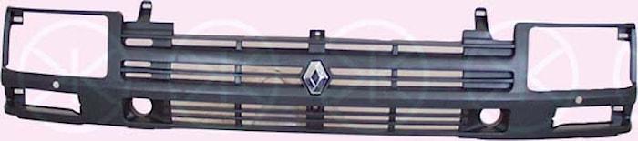 Kylargrill,svart,93-95