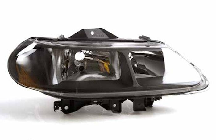 Strålk hö H7/H7 Renault Laguna