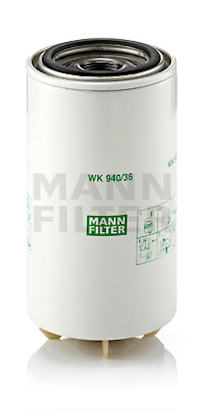Bränslefilter TF