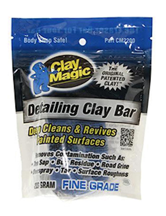 AWC Clay Magic Fine Blå
