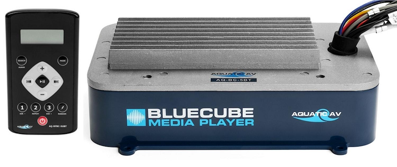Blue Cube fjärr m display