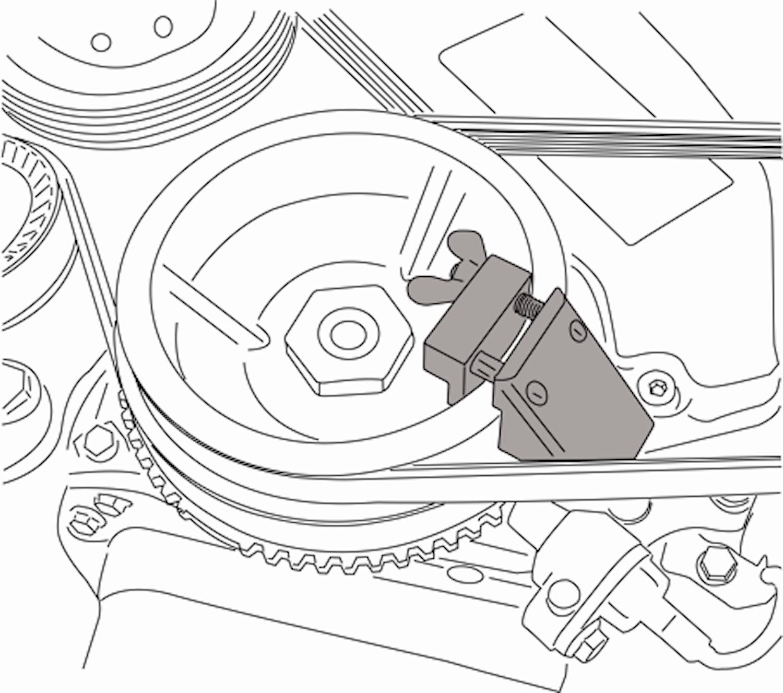Tool Kit for Elastic Belts