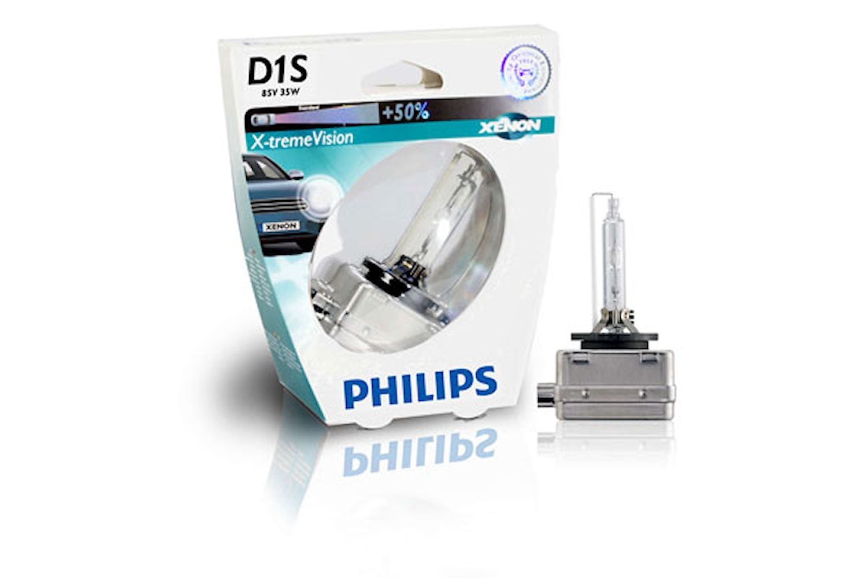 Gasurladdningslampa D1S Xtreme