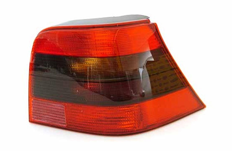 Lyktins hö svart/röd f bakl VW