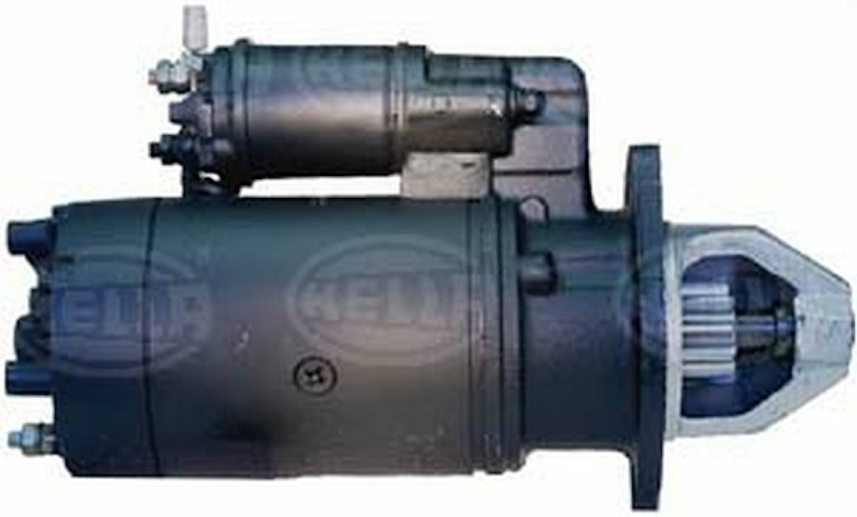 Startmotor utbytes 12V/2,1kW