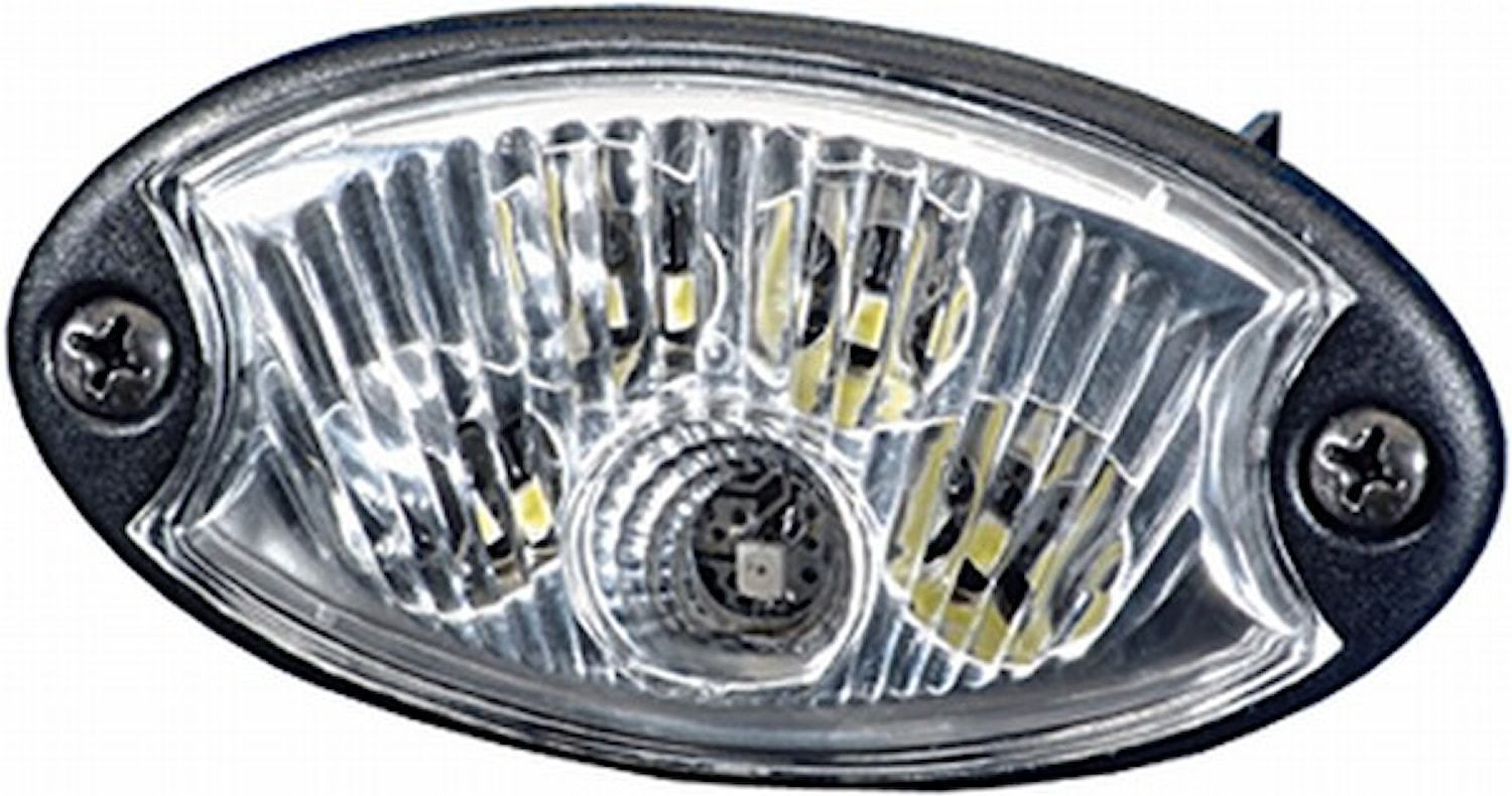 Spotlight 24V G-LED 90x45mm