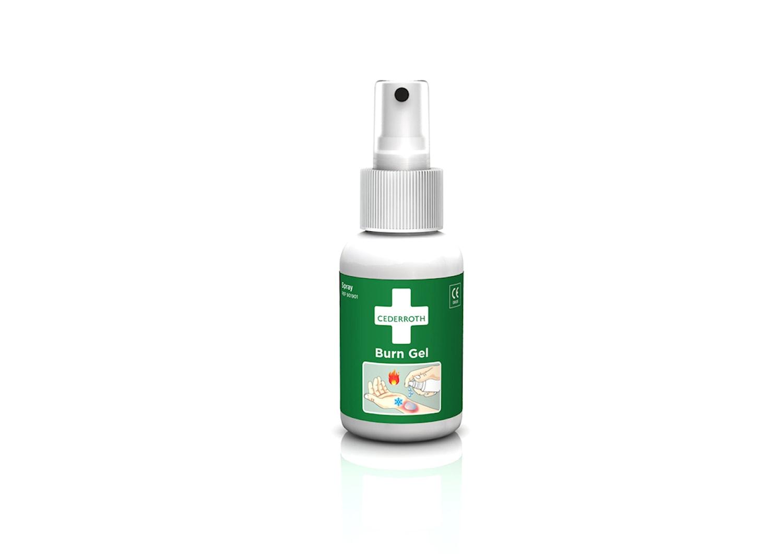 Cederroth Burn Gel Spray 50 ml