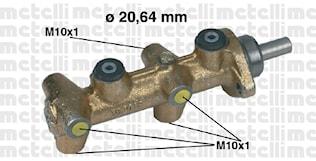 Huvudbromscylinder