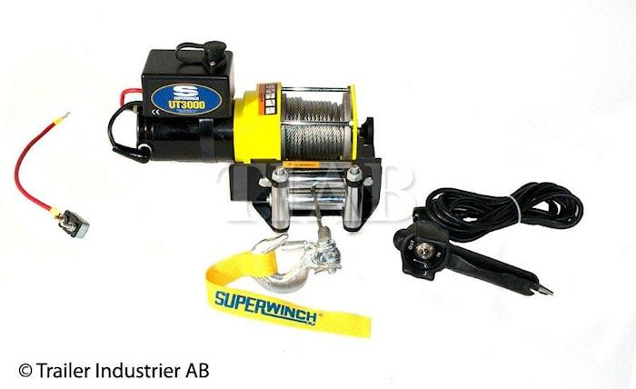 Superwinch UT3000 12V