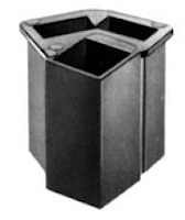 Hylsblock 4x9,5 mm för tändlås