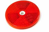 Reflex röd 60mm Ø