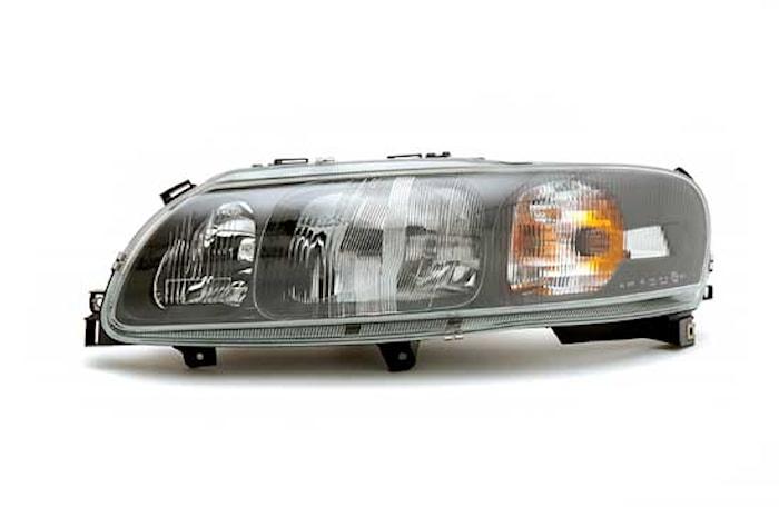 Strålk vä H7/HB3 Volvo S60