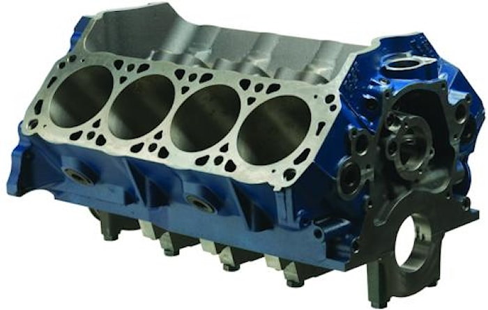 Engine Block 351 BOSS